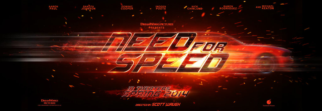 need in speed