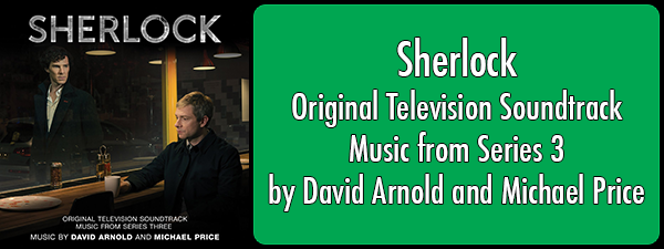 Sherlock Series 3 by David Arnold and Michael Price