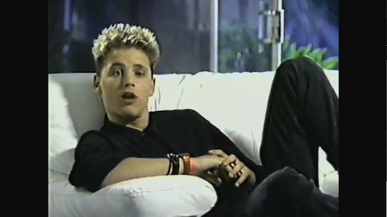 Although it did have Corey Haim. That's kinda like The Wire.
