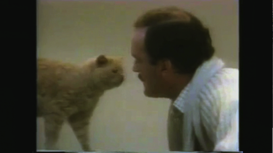 Plus, it has John Cleese and a cat. You cannot pass that up.