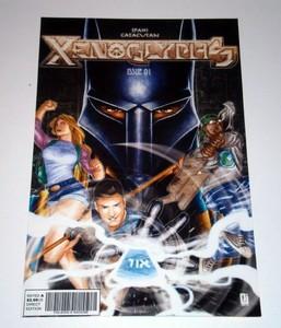 xenoglyphs