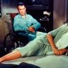 Rear Window - James Stewart and Grace Kelly