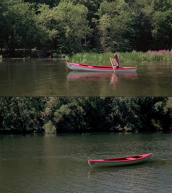 It's a wonder anyone canoes anymore, after these movies...