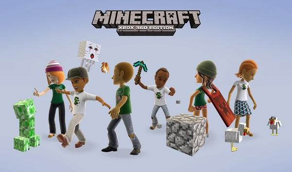 Minecraft-Logo-Xbox
