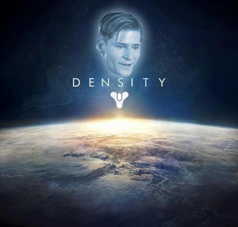 destiny density