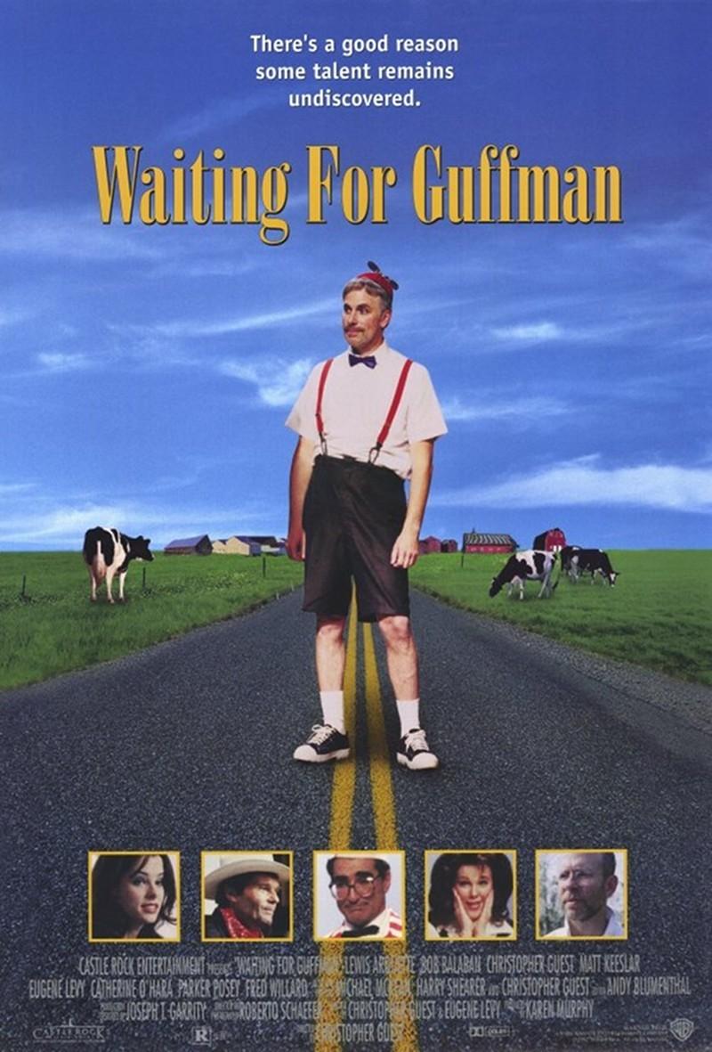 クリストファー・ゲスト監督のWaiting for guffmanという映画