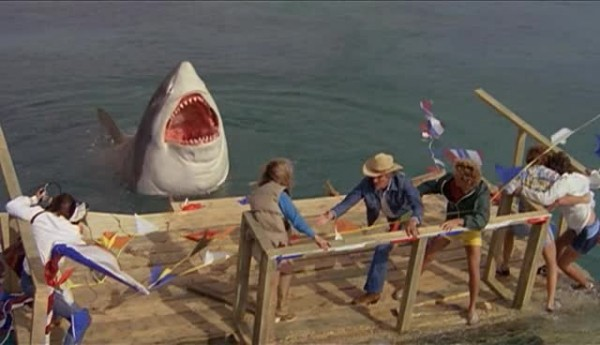 Great White pier