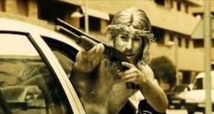 Jesus With A Shotgun.