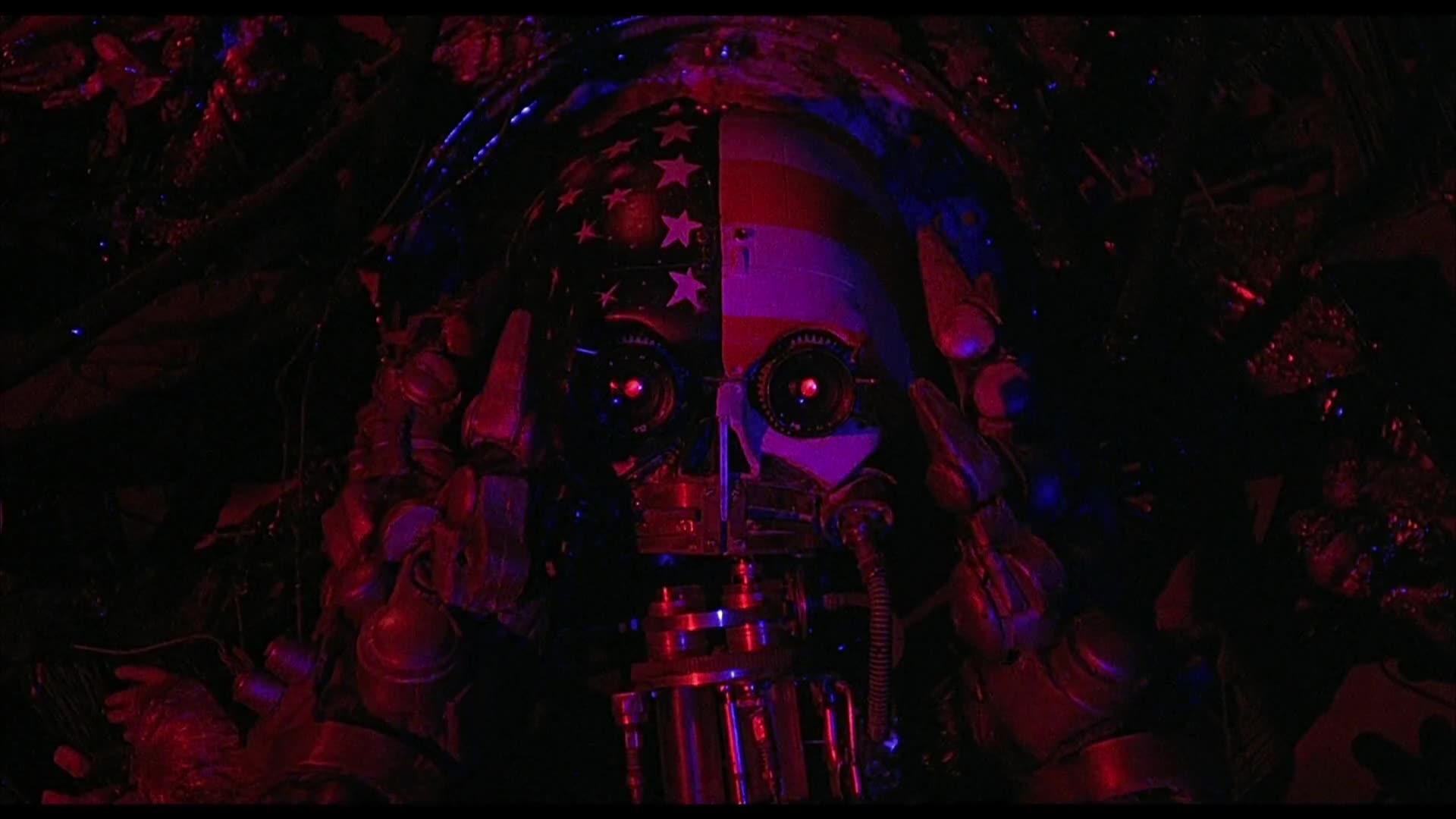 M.A.R.K. 13 Head