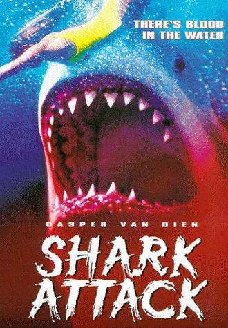 Shark Attack cover