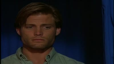 Sad Casper Van Dien is sad