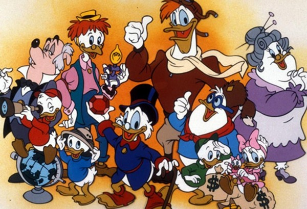 DuckTales header