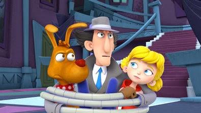 Inspector Gadget 2015