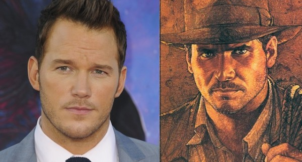 Chris Pratt Indiana Jones header