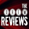 The Drew Reviews logo