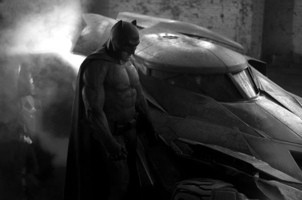Batman Batmobile BvS