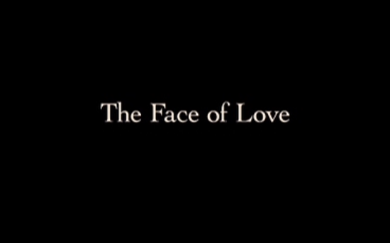 face of love title card