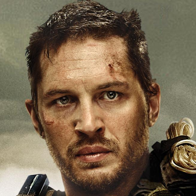 vans pas cher noir - Tom Hardy Could Play Mad Max Three More Times | CHUD.com