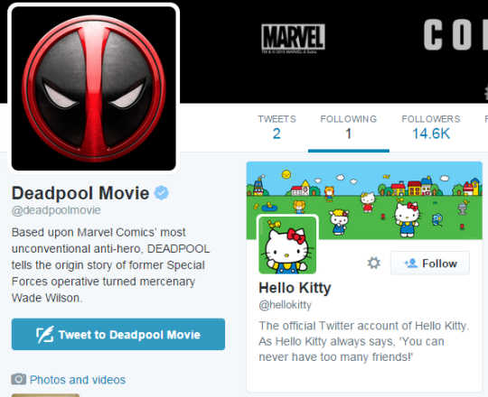 deadpool twitter hello kitty