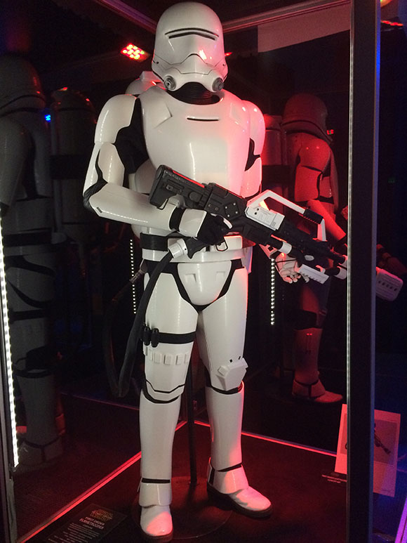 A Flametrooper of The First Order