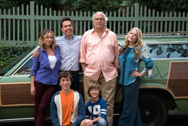 Vacation remake cast