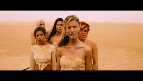 Mad Max 4 Wives