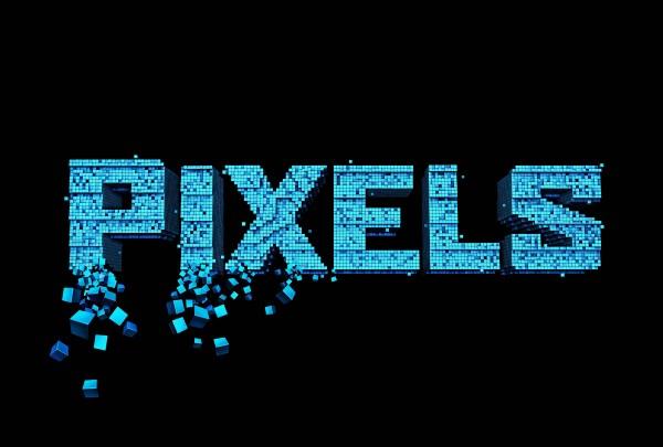pixels title