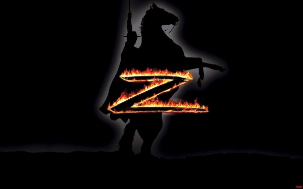 zorro wallpaper
