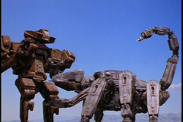 Robot Wars - 03