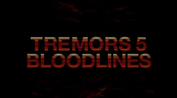 Tremors 5 - Title