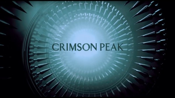 crimson peak title header