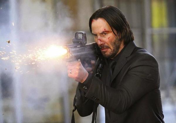 john wick shotgun