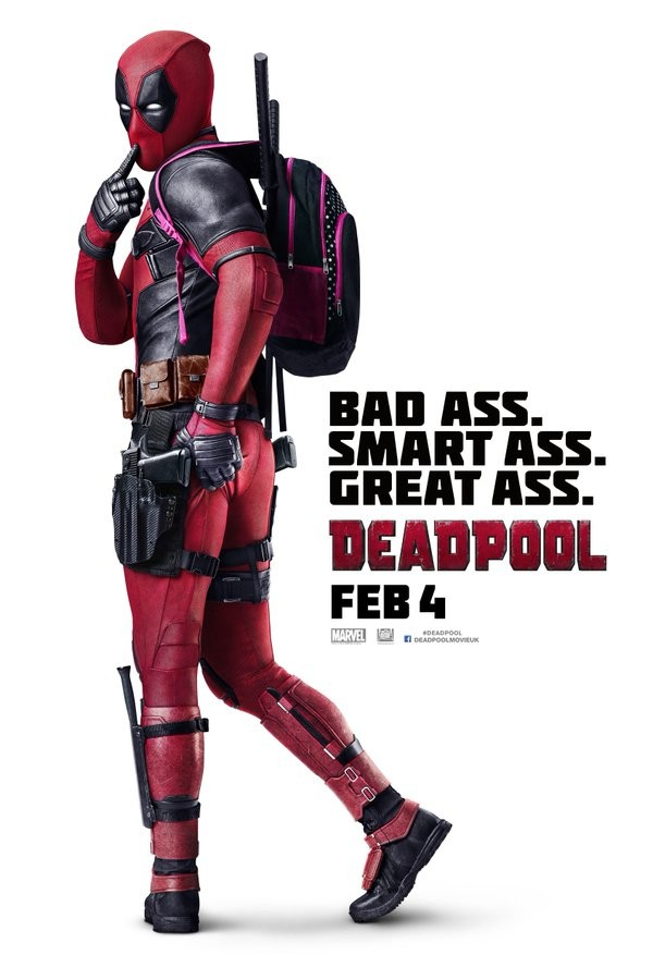 deadpool teaser poster