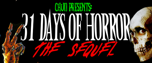 31 Days of Horror(1)