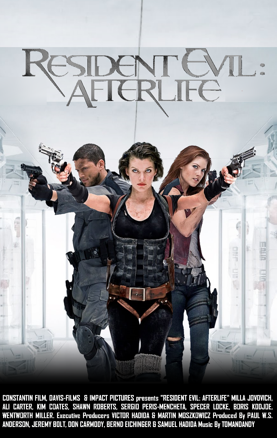 resident afterlife