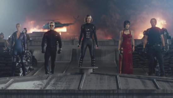 Resident Evil Retribution - 06